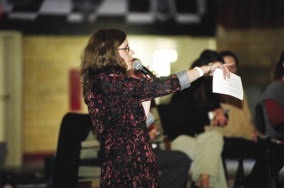 Barb Toews Teaching